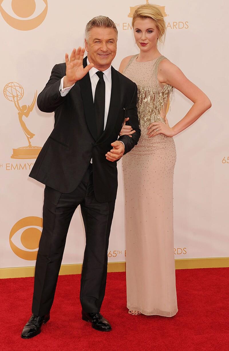 Ireland es producto del matrimonio entre el actor Alec Baldwin y Kim Basinger, quienes se divorciaron en el 2002.