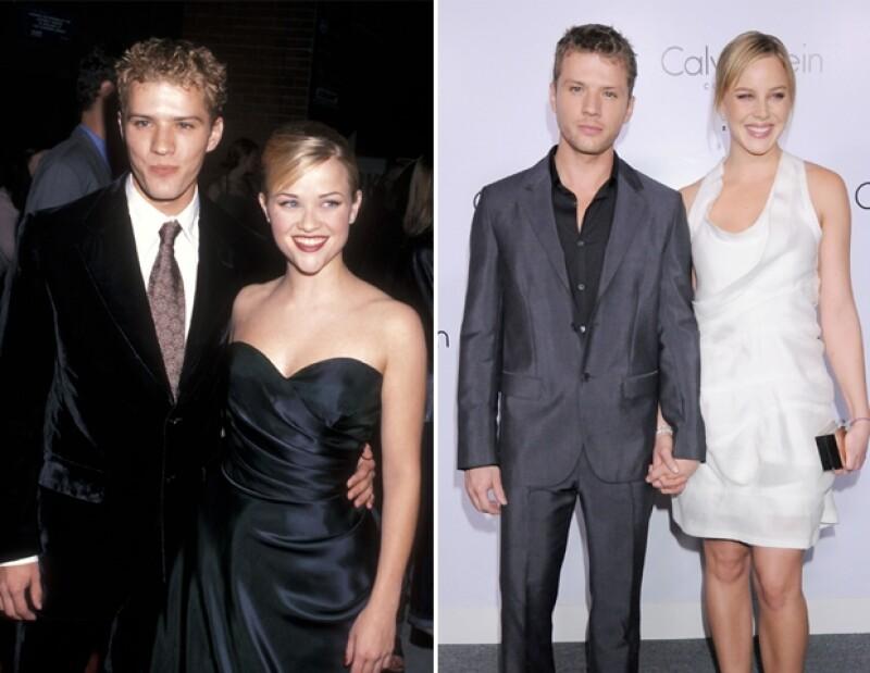 Reese y Ryan fueron durante algún tiempo uno de los matrimonios más sólidos de Hollywood.