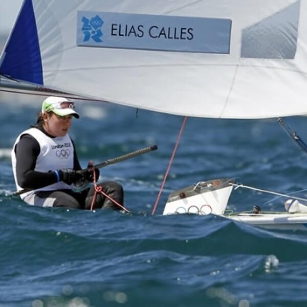 Tania Elias vela avanza final