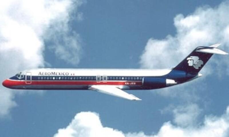 Aeroméxico comprará 100 aviones de nueva tecnología a la empresa Boeing.   (Foto tomada de facebook.com/AeromexicoViajes)