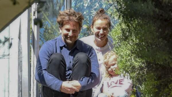 Bradley Cooper e Irina Sha
