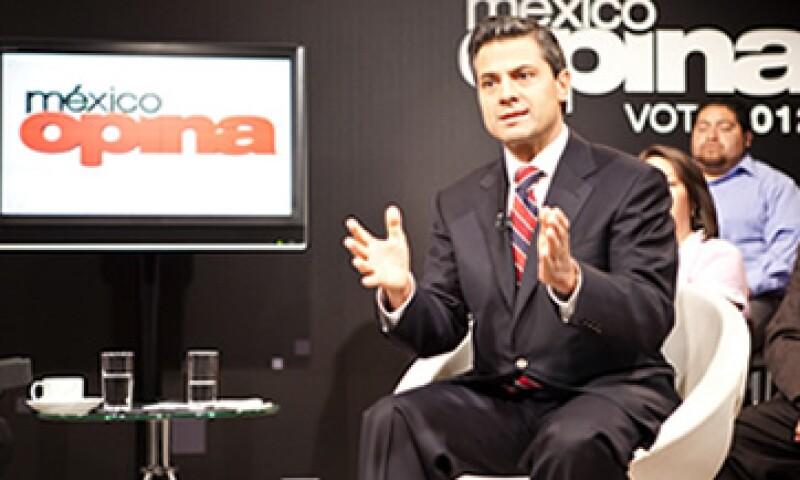 Enrique Peña Nieto nació el 20 de julio de 1966 en Atlacomulco, Estado de México y es abogado de profesión. (Foto: Grupo Expansión)