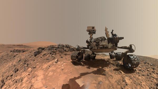 El explorador Curiosity de la NASA encuentra materia orgánica en Marte