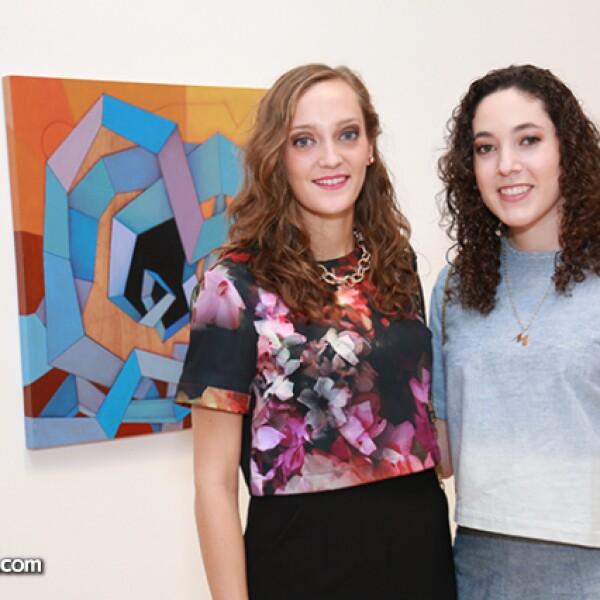 Lucía Martin y Marcela Garza
