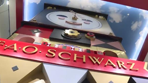 A tres años de su cierre, renace una histórica juguetería de Nueva York