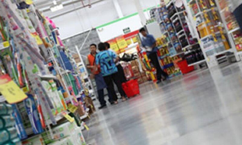 La debilidad del consumo y el clima de inseguridad que prevalece en el norte del país siguen frenando el desempeño de las ventas de Soriana. (Foto: Cortesía Soriana)