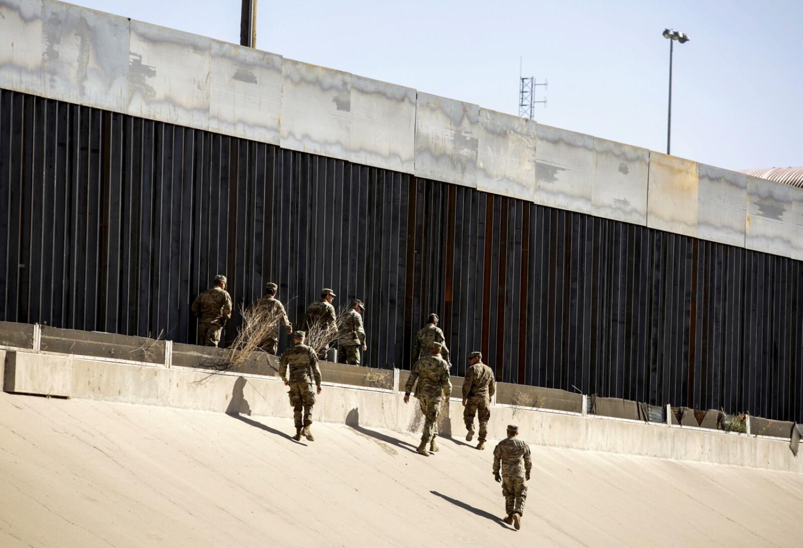 Policía fronteriza
