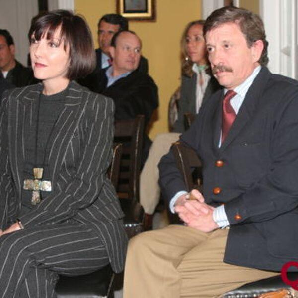 Ana Cristina Cabezut, Carlos de Ovando