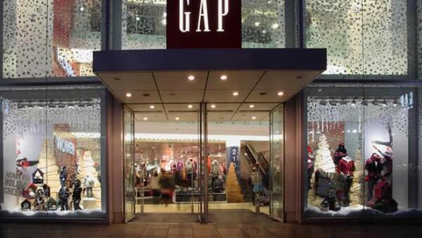 Tienda de ropa GAP
