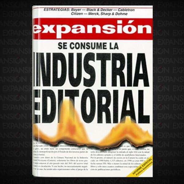 Libros, periódicos y revistas, además de que eran acechados por un mercado poco asiduo a la lectura y distorsionado por la participación del Estado, enfrentaban también la crisis económica de ese año.