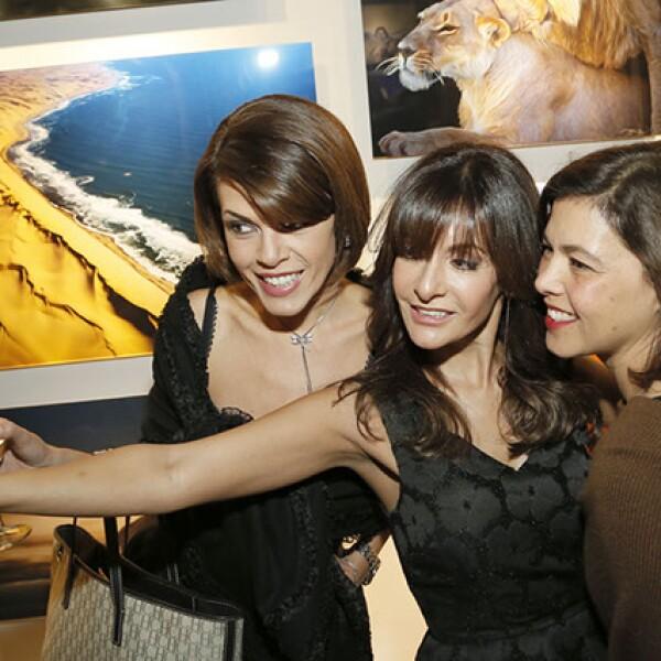 Mónica Kuhne,Sarah Bustani,Marissa Whitsell