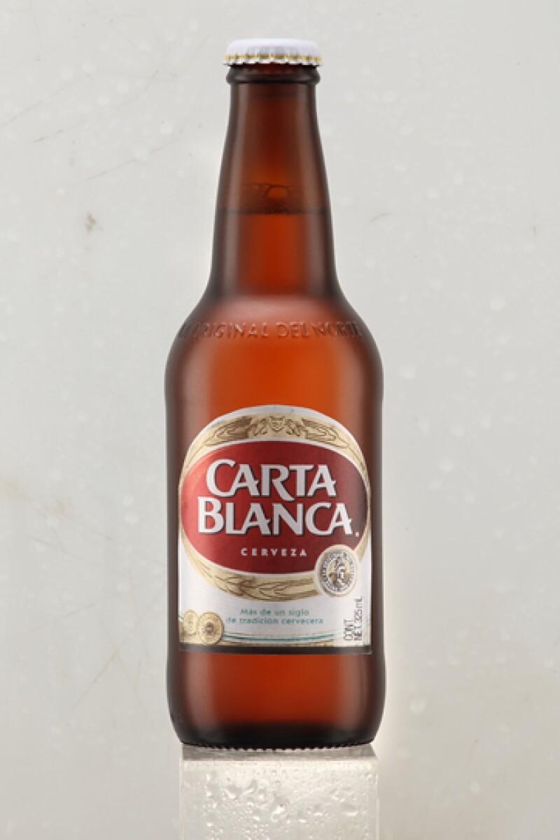 A la fecha Carta Blanca representa el 10% de los volúmenes totales de venta de Cervecería Cuauhtémoc Moctezuma. (Foto: Cortesía de Cervecería Cuauhtémoc Moctezuma)