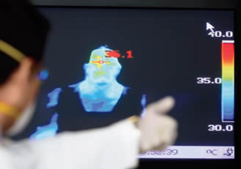 Con scanners y un nuevo software el Gobierno del DF podrá enfrentar el rebrote de influenza. (Foto: AP)