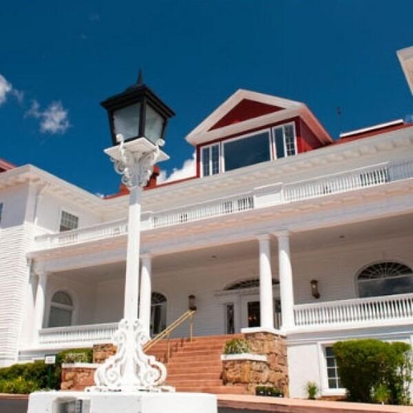 Stanley Hotel Estes Park Colorado El resplandor