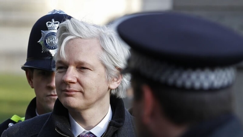 fundador de wikileaks