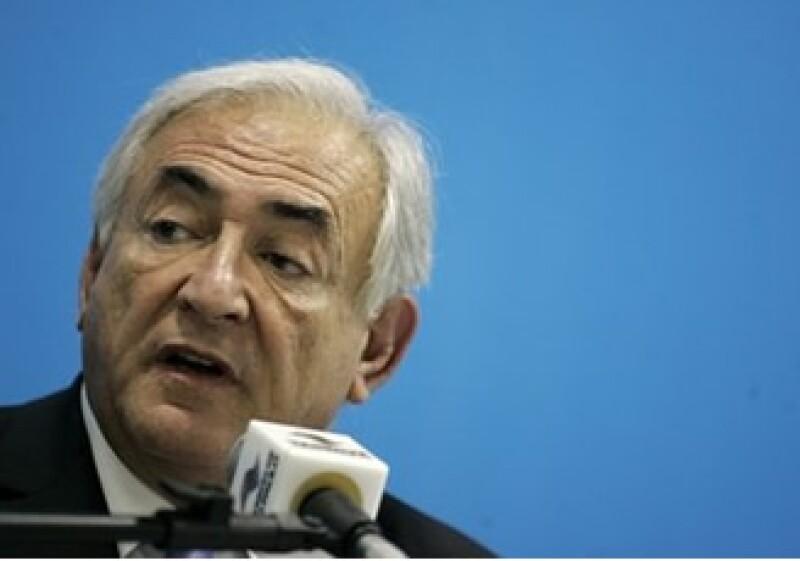 Strauss-Kahn consideró que en los países emergentes la preocupación no es el crecimiento sino la administración del retiro de estímulos. (Foto: Reuters)