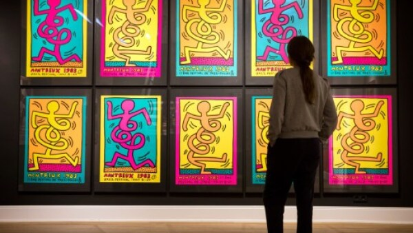 Keith Haring. Posters