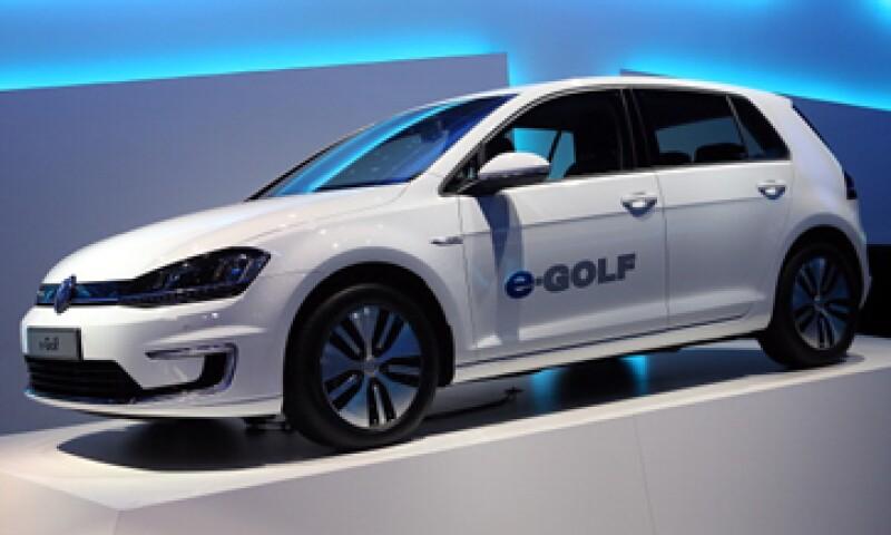 El e-Golf eléctrico fue uno de los reconocidos por la revista Motor Trend. (Foto: Getty Images)