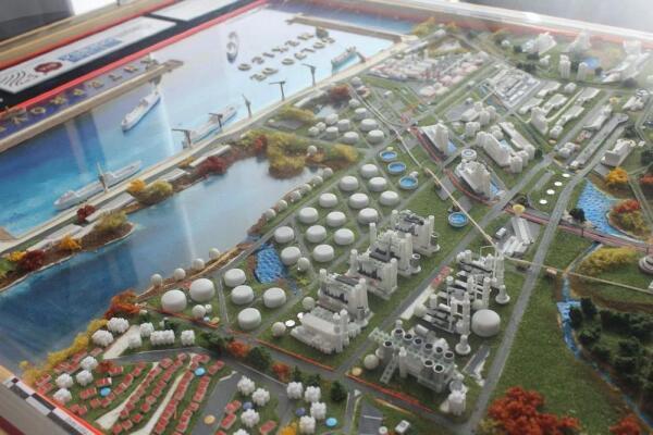 Este proyecto portuario abrirá nuevas rutas de México hacia Europa y Asia