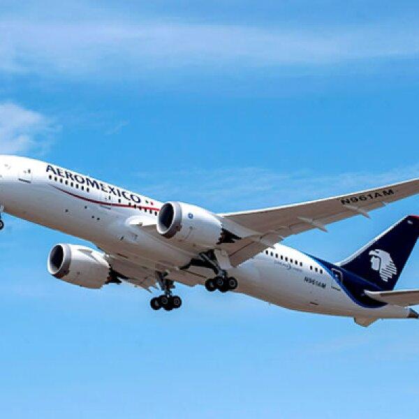 A partir del 14 de octubre, será utilizado para cubrir la ruta México-Tokio, con tres frecuencias semanales.