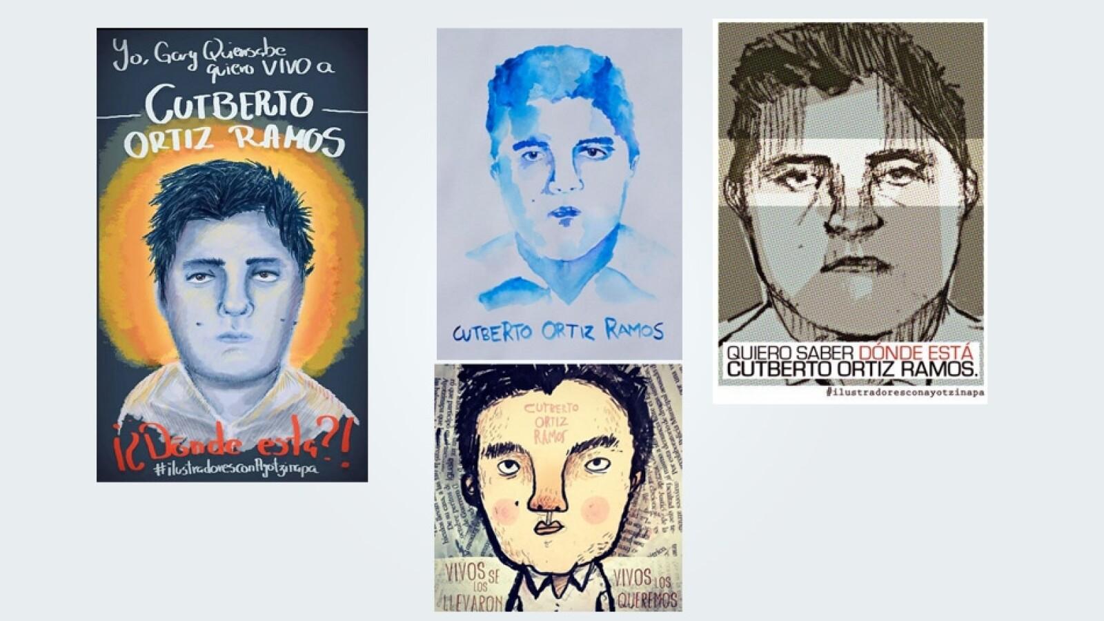 Cutberto Ortiz Ayotzinapa