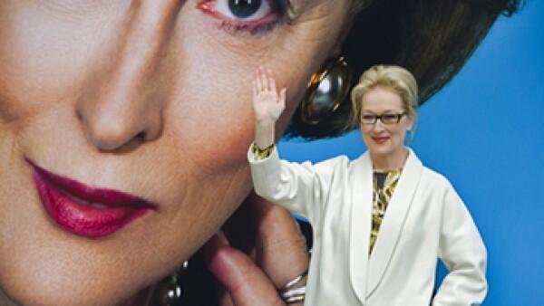 Meryl Streep ganó un Oscar en 2012 por su actuación como la premier británica. (Foto: AP)