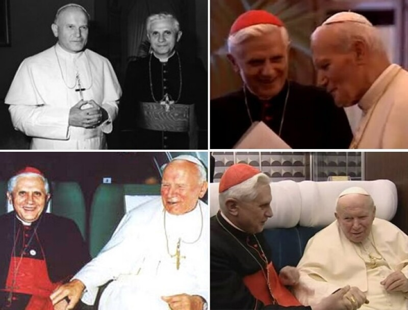 Los hechos más importantes en la vida de Joseph Ratzinger, el líder de la iglesia católica número 265.