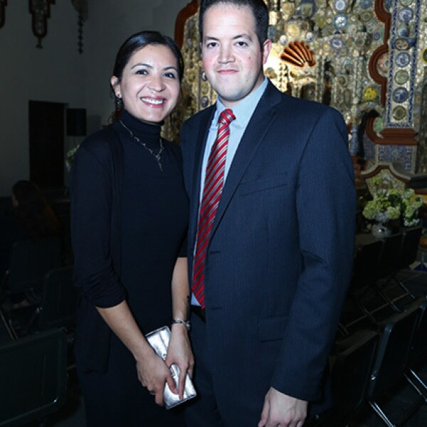 Jail Cruz y Eric Esparza