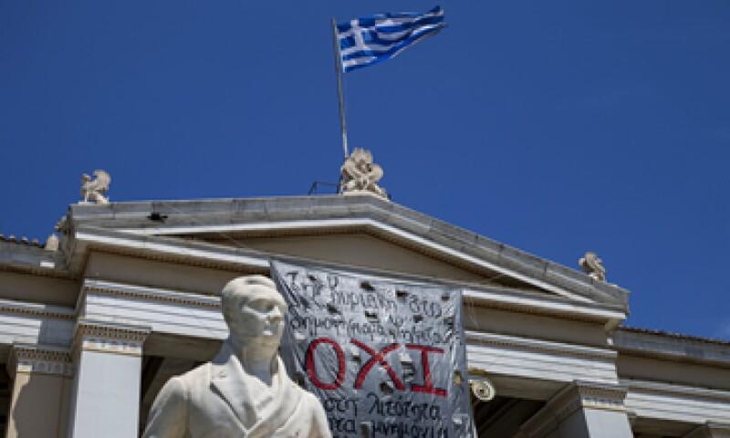 No sólo el futuro de Grecia estará en juego este domingo, también la estancia de su primer ministro, Alexis Tsipras.  (Foto: Reuters )