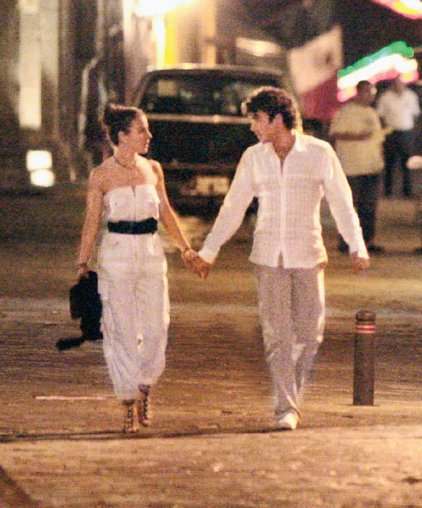 Y en septiembre de ese mismo año, la popular pareja decidió realizar un segundo enlace matrimonial.