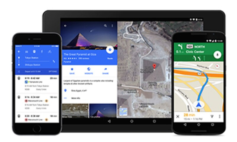 Los lugares que buscas ahora tendrán una ficha informativa más completa. (Foto: tomada de google.com )
