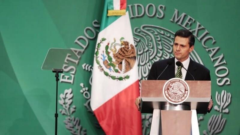Peña Nieto emprendedores
