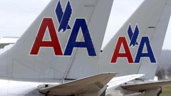 American Airlines inició operaciones en México en 1942. (Foto: AP)