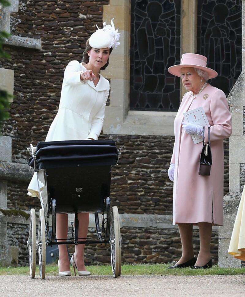 Se dice que la reina está descontenta con la esposa de su nieto por su poca seriedad al atender los compromisos de la agenda real.