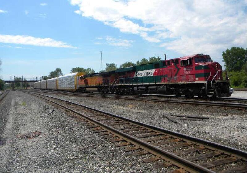 Ferrocarril Ferromex