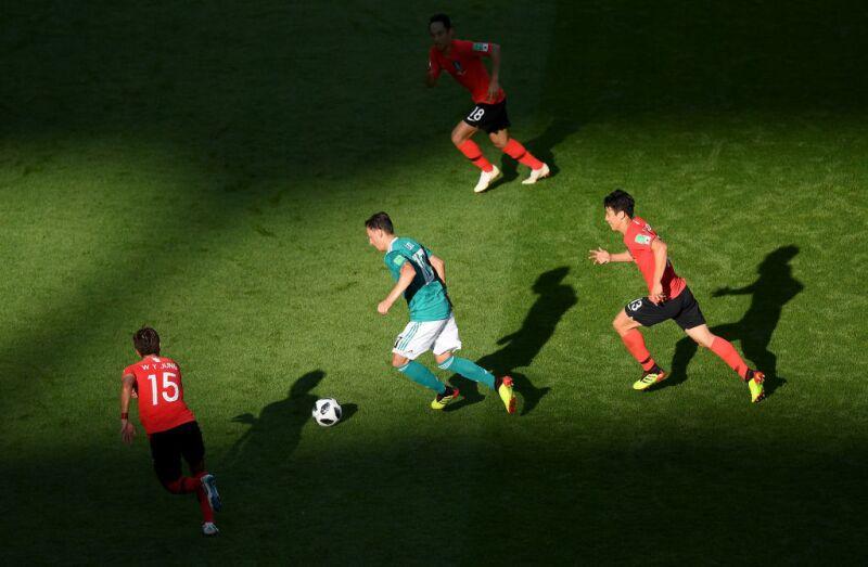 Ozil retiro selección alemana