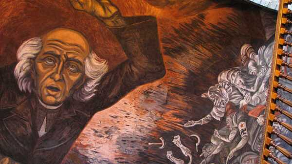 Mural M�xico
