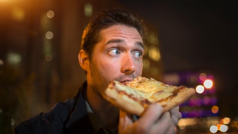 fast food comida rapida pizza