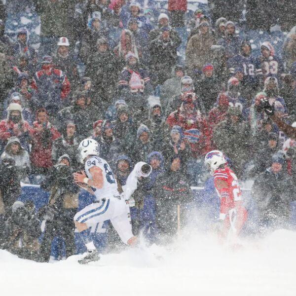 Nevada en la NFL durante la jornada 14.