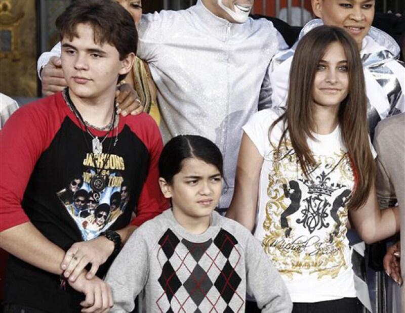 Los tres hijos de Michael Jackson podrían tener muy pronto un nuevo tutor: su primo TJ.