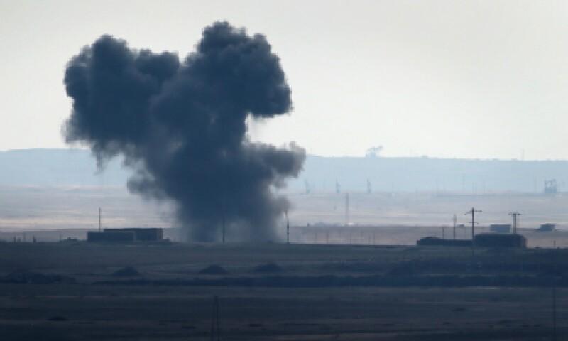 Alemania no se ha comprometido a ataques aéreos, solo aviones de inteligencia (Foto: Getty Images)