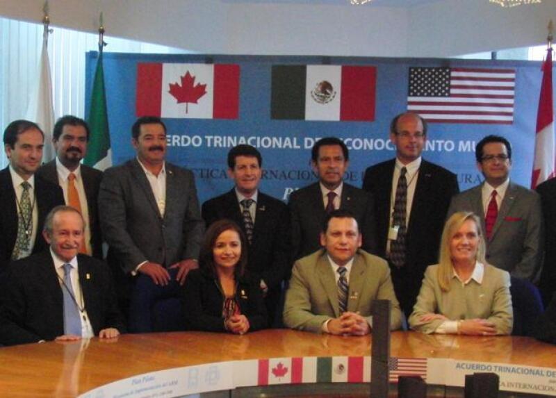 Arquitectos mexicanos certificados