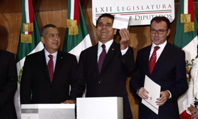 El Ejecutivo envió el Paquete Económico el pasado 8 de septiembre. (Foto: Cuartoscuro)