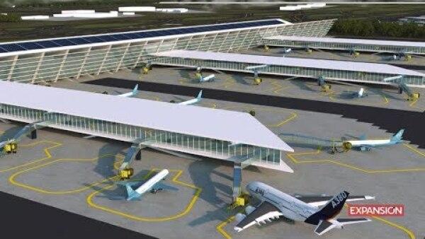 Esto es lo que sabemos de momento del aeropuerto en Santa Lucía
