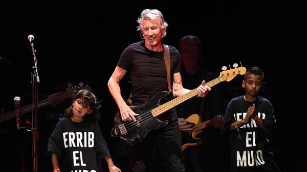 Roger Waters empieza su lucha