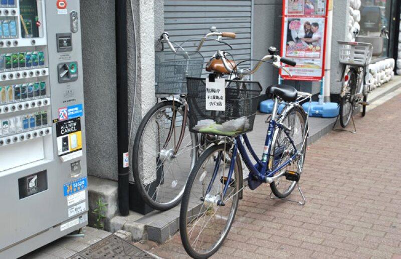 En un pa�s de 127 millones de habitantes hay casi 80 millones de bicicletas