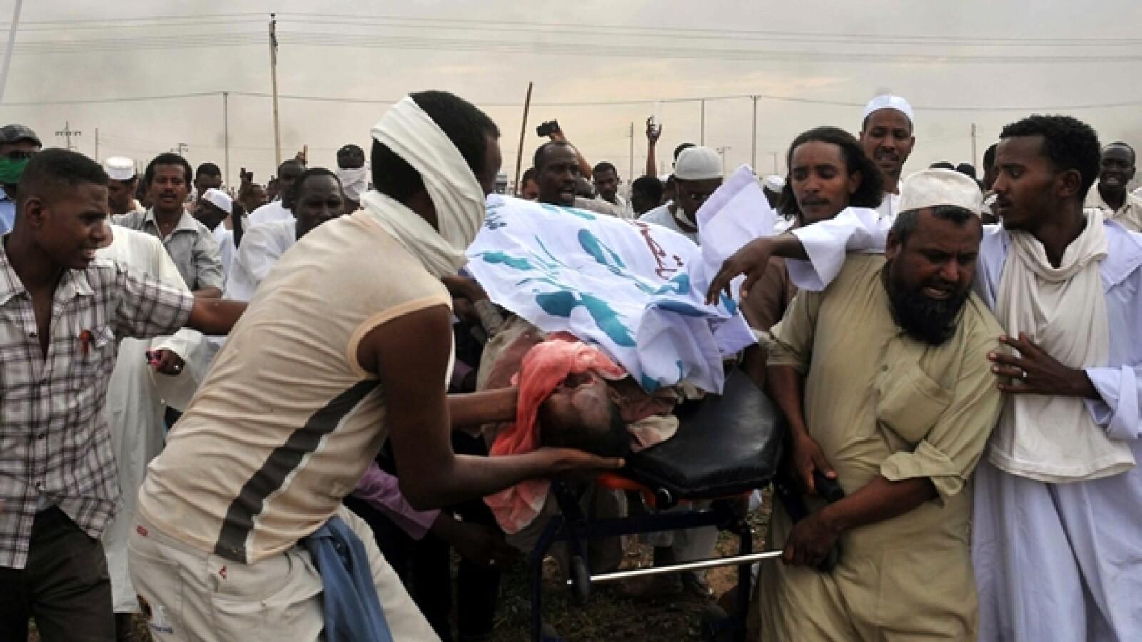 Sudán protesta 2
