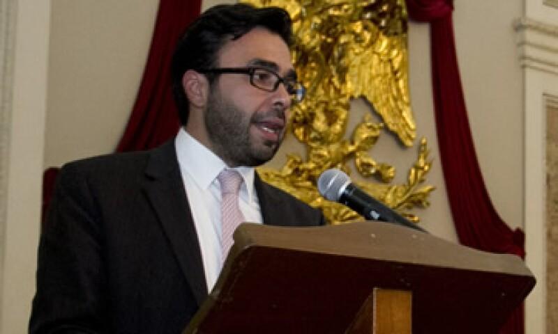 El presidente del IFT, Gabriel Contreras anunció que Dish no requiere consentimiento expreso para retransmitir señales de TV abierta. (Foto: Cuartoscuro)