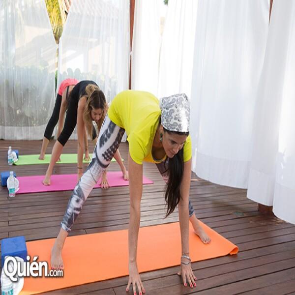 Paulina Feltrin,Dominika Paleta,Ana Paula Dominguez