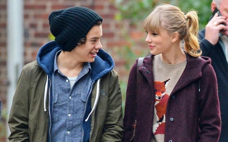 Hoy, en su cumpleaños, trascendió que Taylor Swift y su nuevo novio Harry Styles hicieron un viaje romántico a un lugar campirano en el norte de Inglaterra.